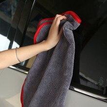 Сушильная ткань из микрофибры, длина 40 х60 см, супер впитывающее полотенце без водорослей для краски и окон, высокая производительность при окрашивании