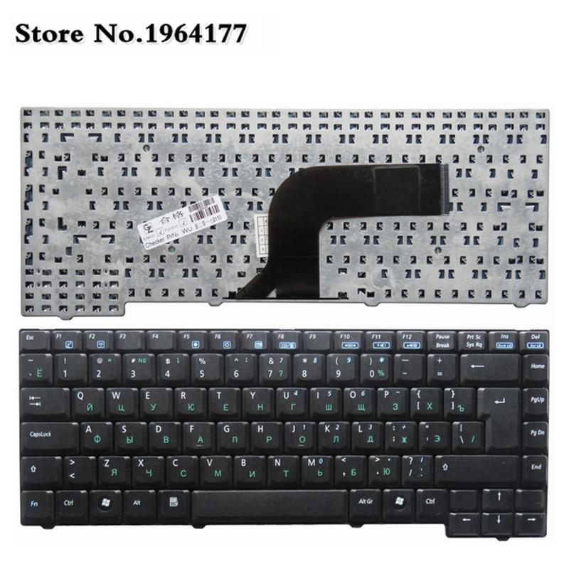 Novo Teclado Russo PARA ASUS F5Z F5VL F5 F5Q F5M F5R F5N F5SL F5J F5V X50 X50C X50V X50R X50N X50M RU teclado do laptop