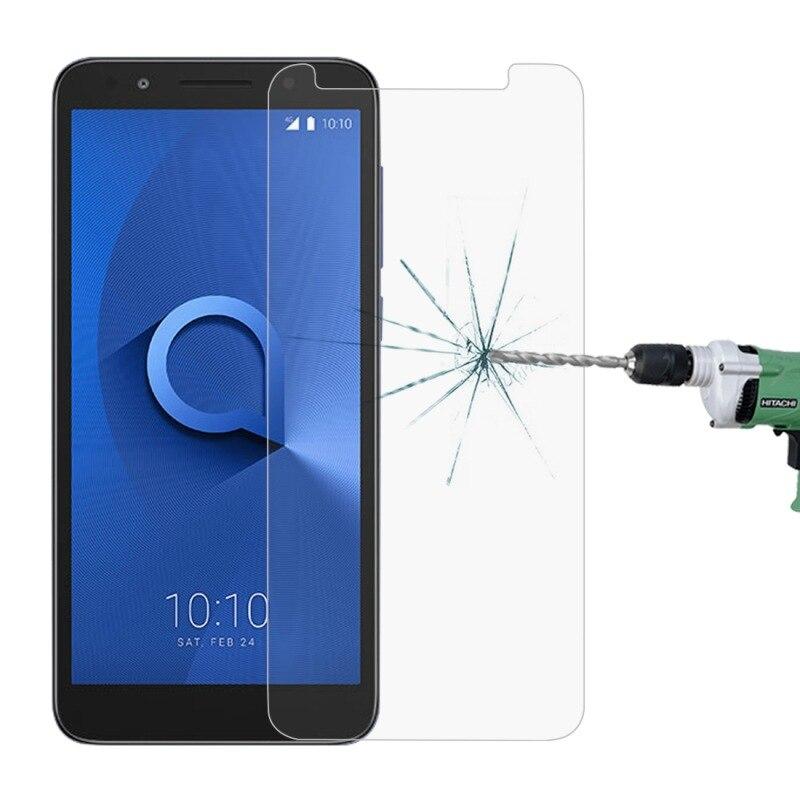 9H Tempered Glass For Alcatel 1S 1V 1C 1X Evolve 3X 3C 3L 3V 2019 5024 5033D 5003D 5024D 5053D Screen Protector Protective Film