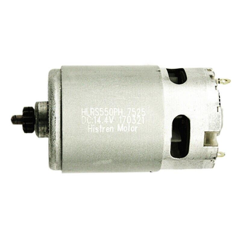 14.4 v/13 dentes motor para bosch gsr 14.4-2-li psr14.4li-2 2 609 199 253 novas chegadas motor de alta qualidade