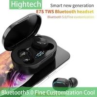wireless headphones bluetooth earphones sports game waterproof headset 9d stereo earbuds with microphone dj headset
