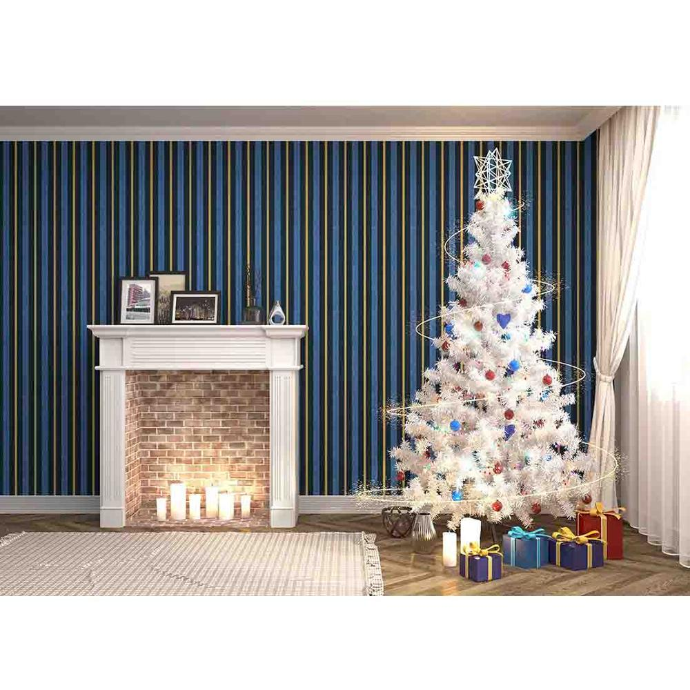 SHUOZHIKE Vinyl Custom Photography Backdrops Prop Christmas day Theme Photo Studio Background  YN-5555