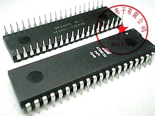 5 шт. AT89C52-24PI AT89C52-24PC