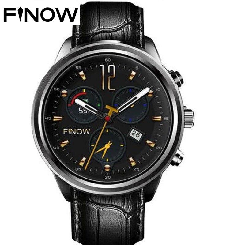 Finow X5 Air Смарт-часы MT6580 3G с функцией вызова ОЗУ 2 Гб ПЗУ 16 Гб Bluetooth WIFI GPS музыкальный видеоплеер Android 5,1 спортивные часы