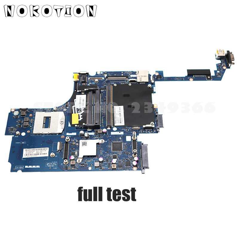 NOKOTION ل HP ZBook 15 G2 سلسلة اللوحة المحمول 734304-001 734304-601 734304-501 VBL20 LA-9241P اختبار كامل