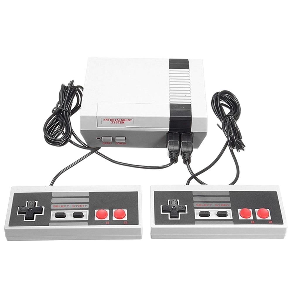 Mini console de jogos de tv retro 8 bit player console jogo de vídeo embutido 620 jogos clássicos arcade máquina de jogos hd para nintendo ds