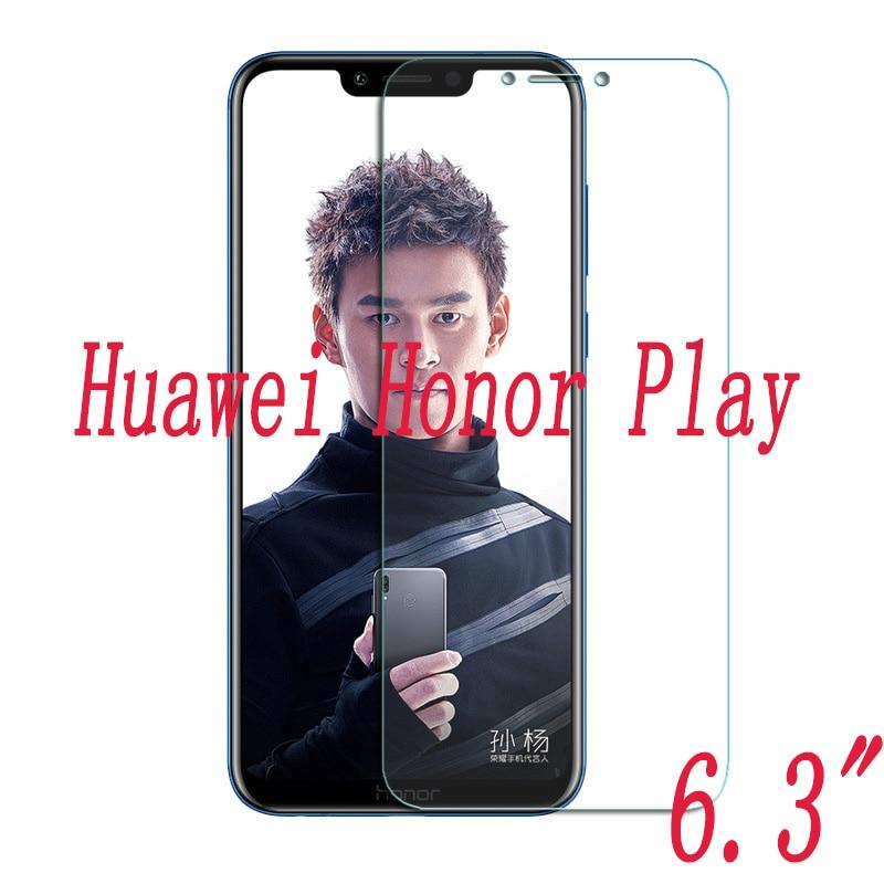 2PCS Gehärtetem Glas 9H Schutz Film Screen Protector Handy Für Huawei Honor Spielen 8S 10i 8A 9 20 Pro Mate 10 Lite