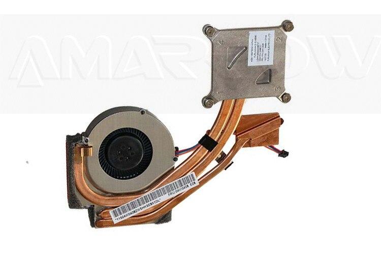 Original para lenovo laptop heatsink ventilador de refrigeración cpu enfriador T420 T420I CPU ventilador de disipador de calor 0a6707 04W0408