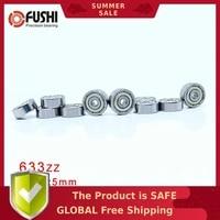 633zz bearing 3135 mm 10pcs abec 1 grade r1330zz 633z miniature 633 zz ball bearings