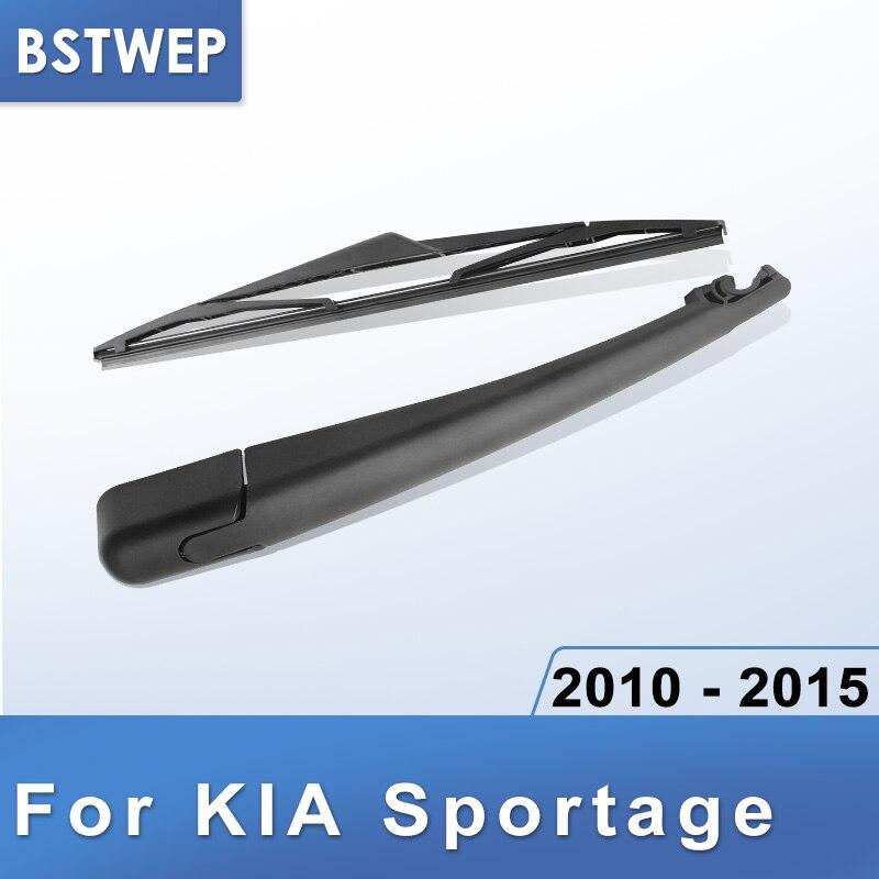 Bstwep limpador traseiro & braço para kia sportage r 2010 2011 2012 2013 2014 2015