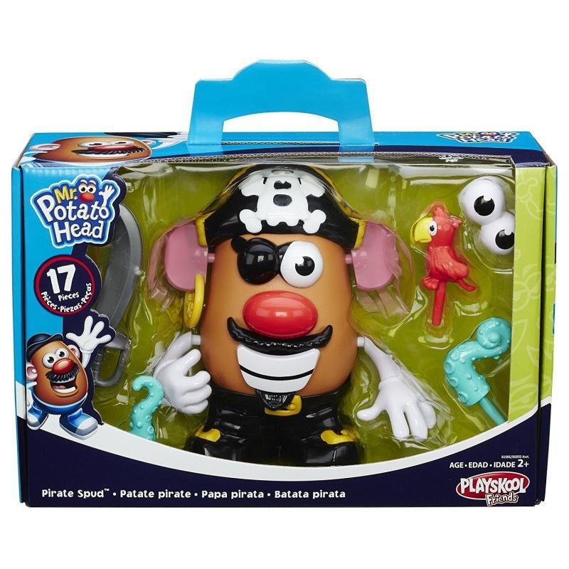 הסברו מר ראש תפוח האדמה צעצוע סיפור תפוחי אדמה מר ראש תפוח אדמה הגב 'ראש המפלגה Spudette איור צעצוע לילדים של חג מתנה