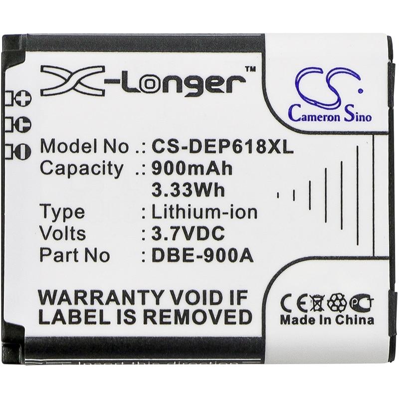 Cameron sino 900mah bateria para doro phoneeasy 618,DBE-900A