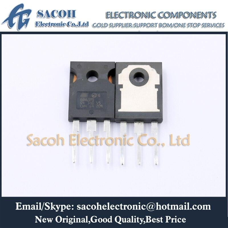 Envío gratis 10 Uds STW88N65M5 88N65M5 STW88N65M5-4-247 88A 650V transistor MOSFET