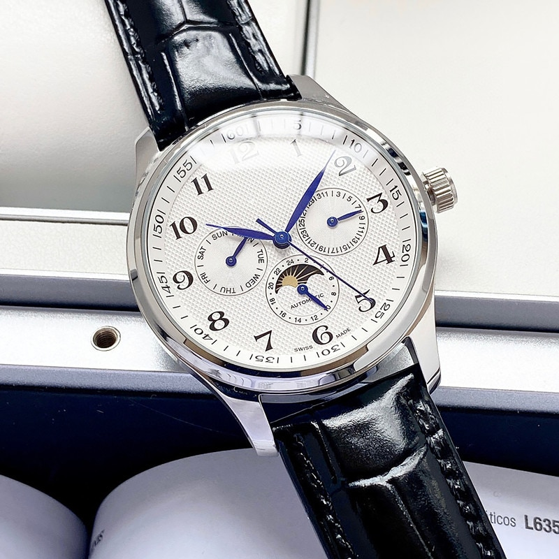 2021 Trend New Style Men's And Women's Watches Waterproof Mechanical Watch And Quartz Watch