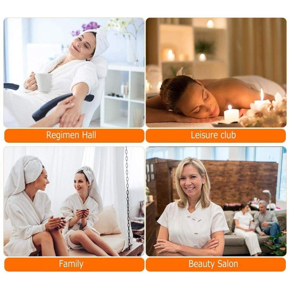 Far Infrared Heating Sauna Blanket Household Beauty Equipment Sweat Steam Blanket Wicking Weight Loss Blanket enlarge