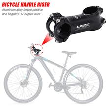 Durable Handlebar Stem Classic Delicate Texture Bicycle Stem Aluminum Alloy 17 Degree Road Bike Handlebar Stem Cycling Tool