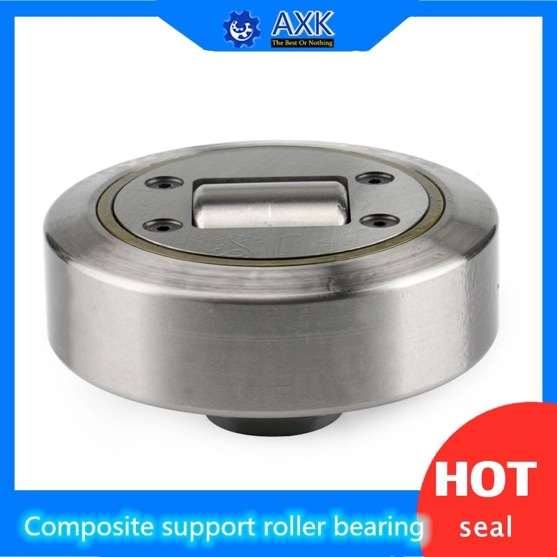 AXK Free shipping ( 1 PCS ) China CRF107.7, Germany 4.061 Composite support roller bearing