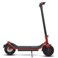l2 smart electric scooter 10inch 350w 10 4ah 36v 25kmh foldable and portable have app turn signal and brake lights