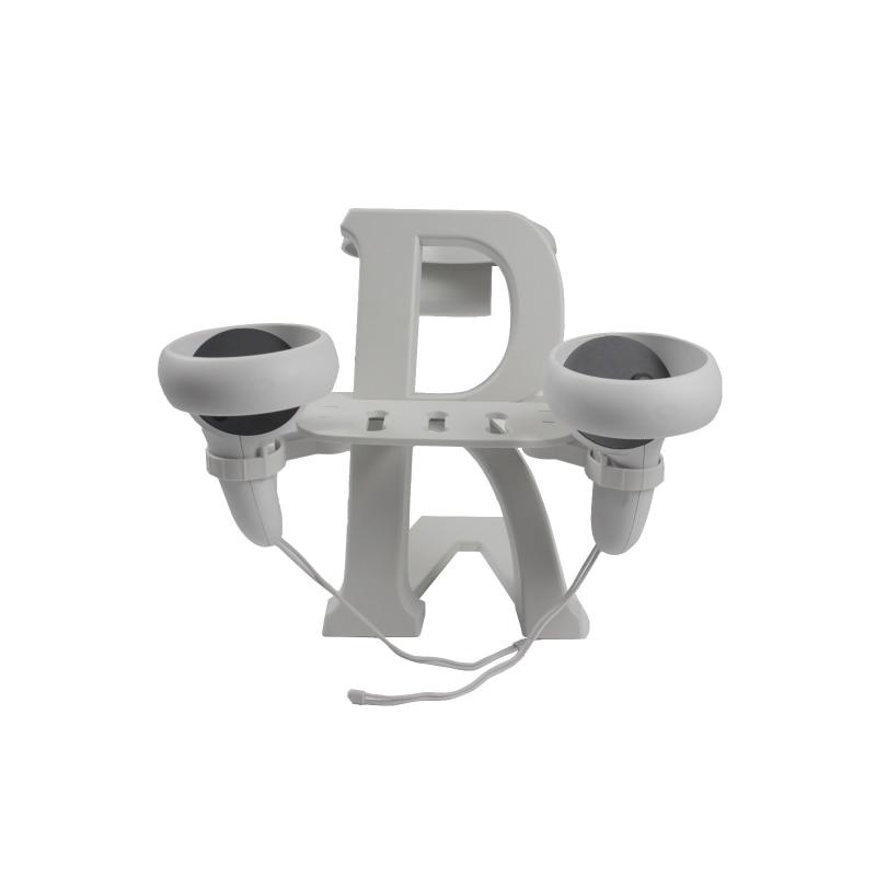 VR Stand For -Oculus Quest 2 VR Glassses Headset Display Holder Game Controller 54DB