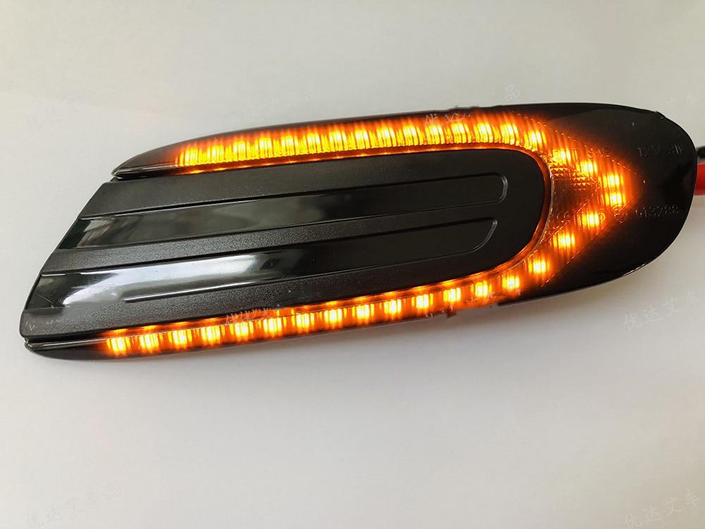 Led Side Turn Signal Fender Light for BMW MINI F55 F56 F57