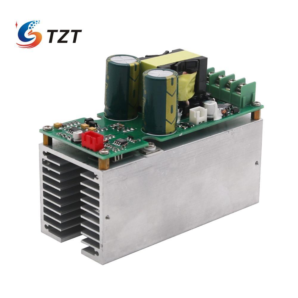 TZT 1700 واط HIFI عالية مكبر كهربائي IRS2092 الفئة D أحادية مكبر كهربائي رقمي المجلس