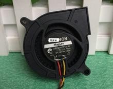 Для Охлаждения SUNON GB1206PTV1-AY 11.S02.F.GN Сервер охлаждающий вентилятор DC 12V 0.16A 60x60x25 мм 3 провода