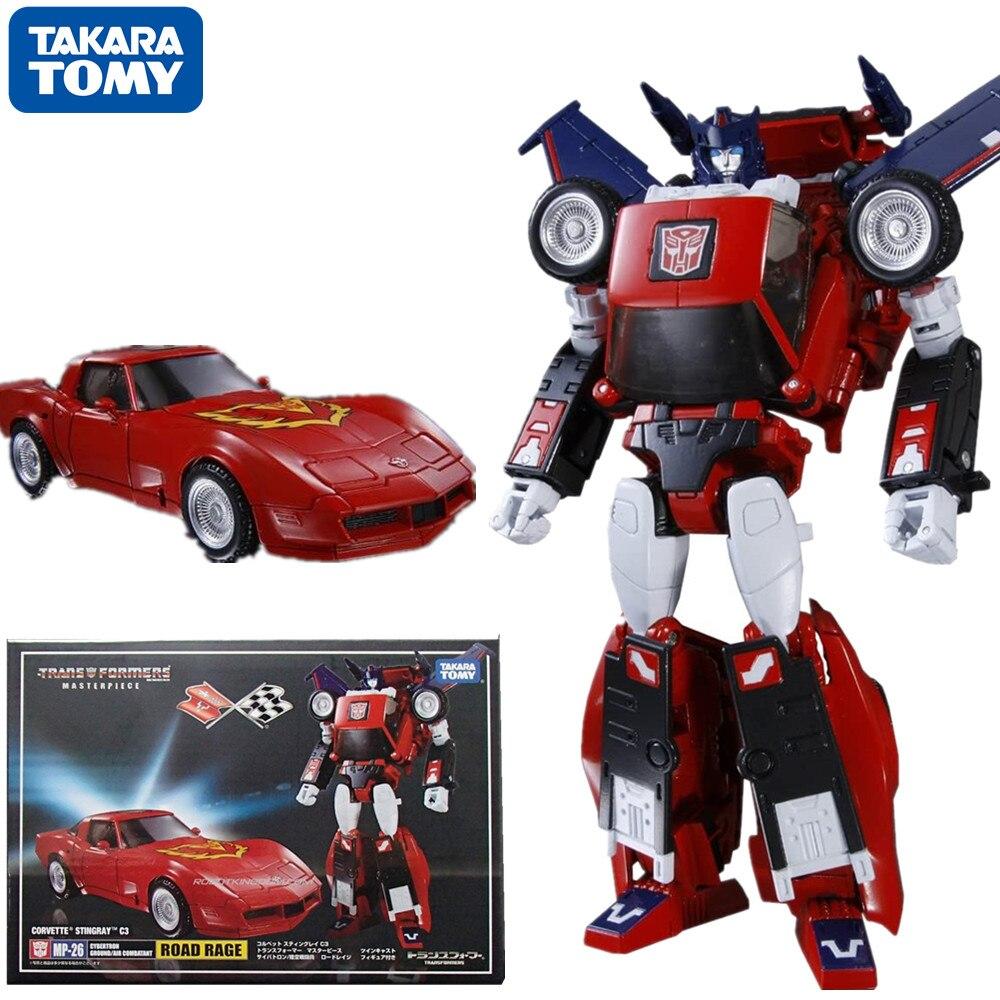 Takara Tomy Трансформеры шедевр MP-26 sidestear/ламбор ко игрушки сборные экшн-фигурки Модель, подарок для детей игрушки