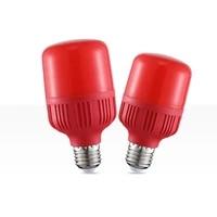 red led bulb e27 lamp led bar light 5w 10w 15w lamp red led lampara light ktv party home decor lighting