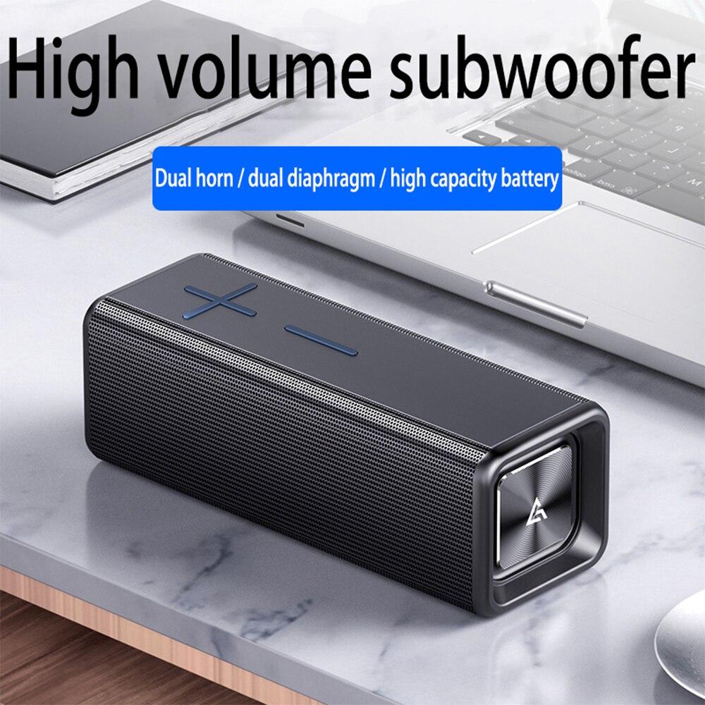 Portable Bluetooth Speaker Wireless Bass Subwoofer Waterproof Outdoor Speakers Boombox AUX TF USB Stereo Loudspeaker Music Box enlarge