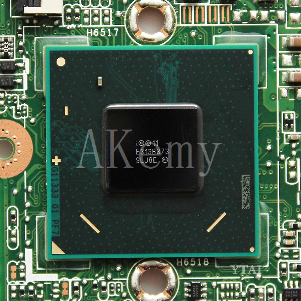 X202E Laptop motherboard For Asus X202E X201E S200E X201EP original mainboard 4G RAM I3-3217U