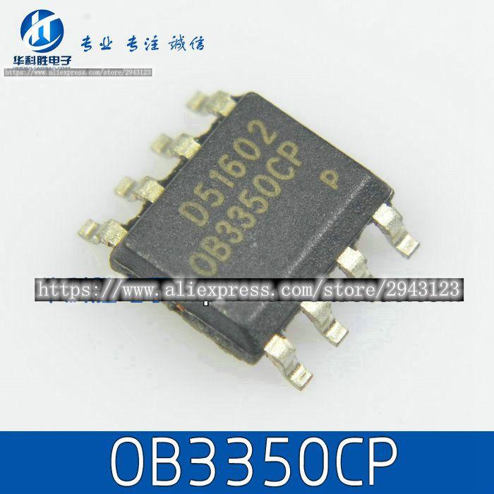 10 قطعة/الوحدة OB3350CP 0B3350CP OB3350 SOP-8 في الأسهم