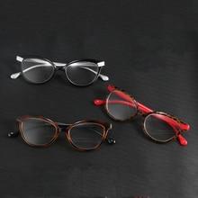 Iboode oeil de chat Anti lumière bleue lunettes de lecture femmes Anti-éblouissement hyperopie presbyte ordinateur lunettes cadre lunettes unisexes