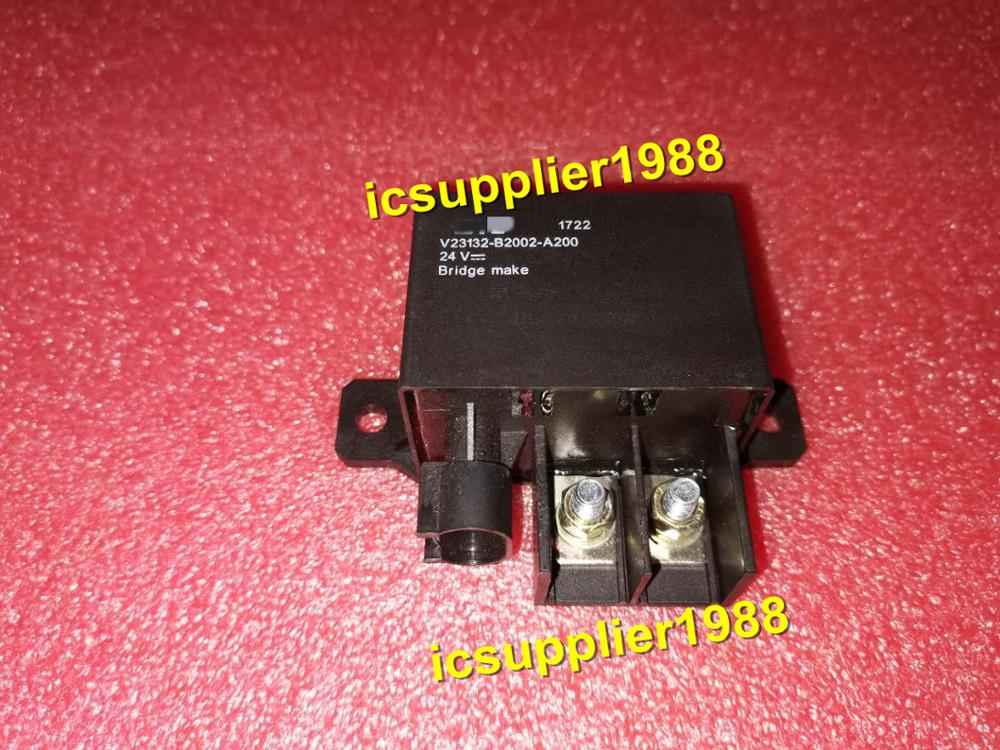 V23132-A2001-A200 V23132-B2002-A200 12VDC 24VDC de V23132A2001A200 V23132B2002A200 V23132-A2002-A200