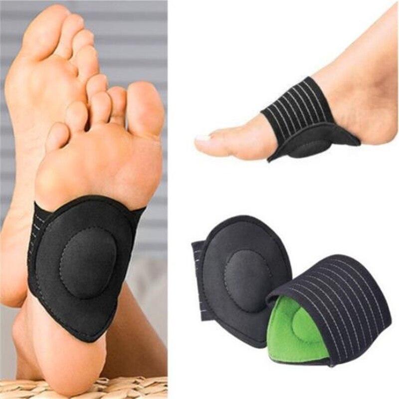 1 пара Подошвенная Подушечка для ног, модная, облегчающая боль, упавшие арки, защита от усталости, уход за ногами