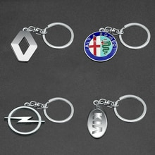 1pcs Car Trinket Key Rings Keychian Key Chian For Porsche Macan Panamera Cayenne 911 997 996 971 9YA