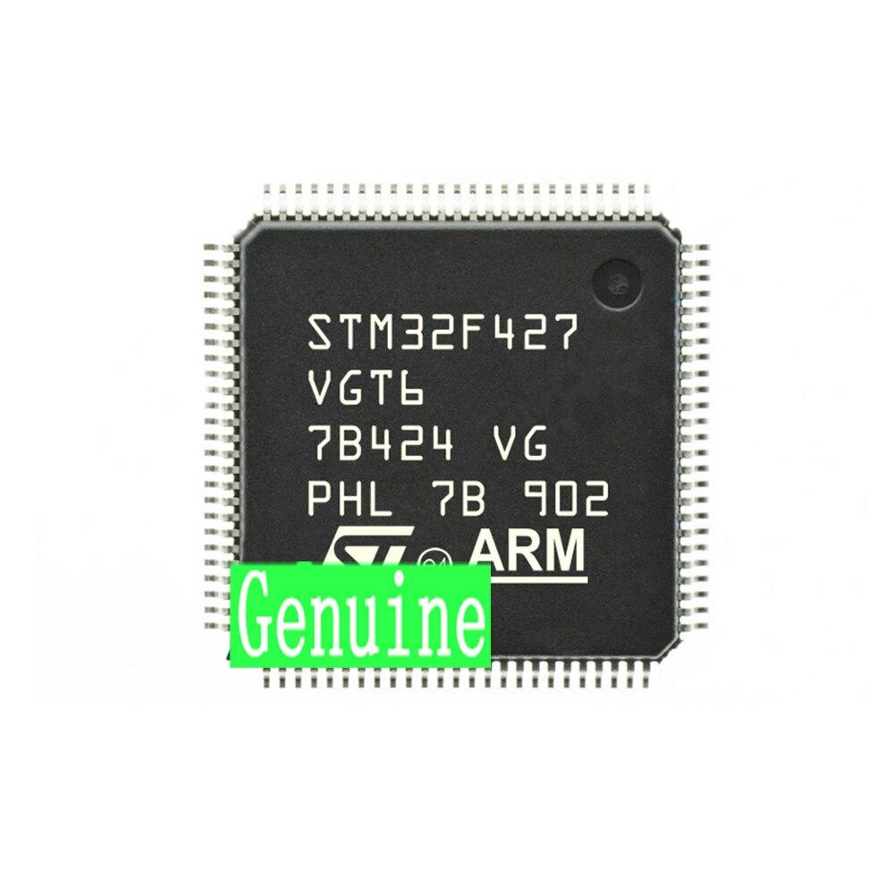 5 قطعة/الوحدة STM32F427VGT6 جديد الأصلي حقيقية