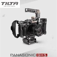 Tilta DSLR Camera Cage FOR Panasonic Lumix GH5 GH5S Kit TA-T37-C-G top handle side focus handle