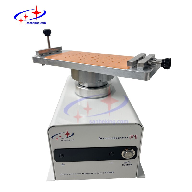 Hot Sale LCD Separator Build-In Vaccum Pump Touch Screen Separating Machine For IPhone SAMSUNG Touch Screen Glass Max 7 inches enlarge