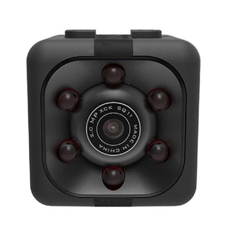 FULL-SQ11 deportes Cámara deportes DV Cámara aérea 1080P casa seguridad Cámara Plus 32G tarjeta de memoria