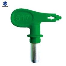 Charhs Lage Druk Hea Tips 619/617/517/519/615/515 /415/413/313 Airless Nozzle houder Sproeier Gun Hea Protip Nozzle Tips Guard
