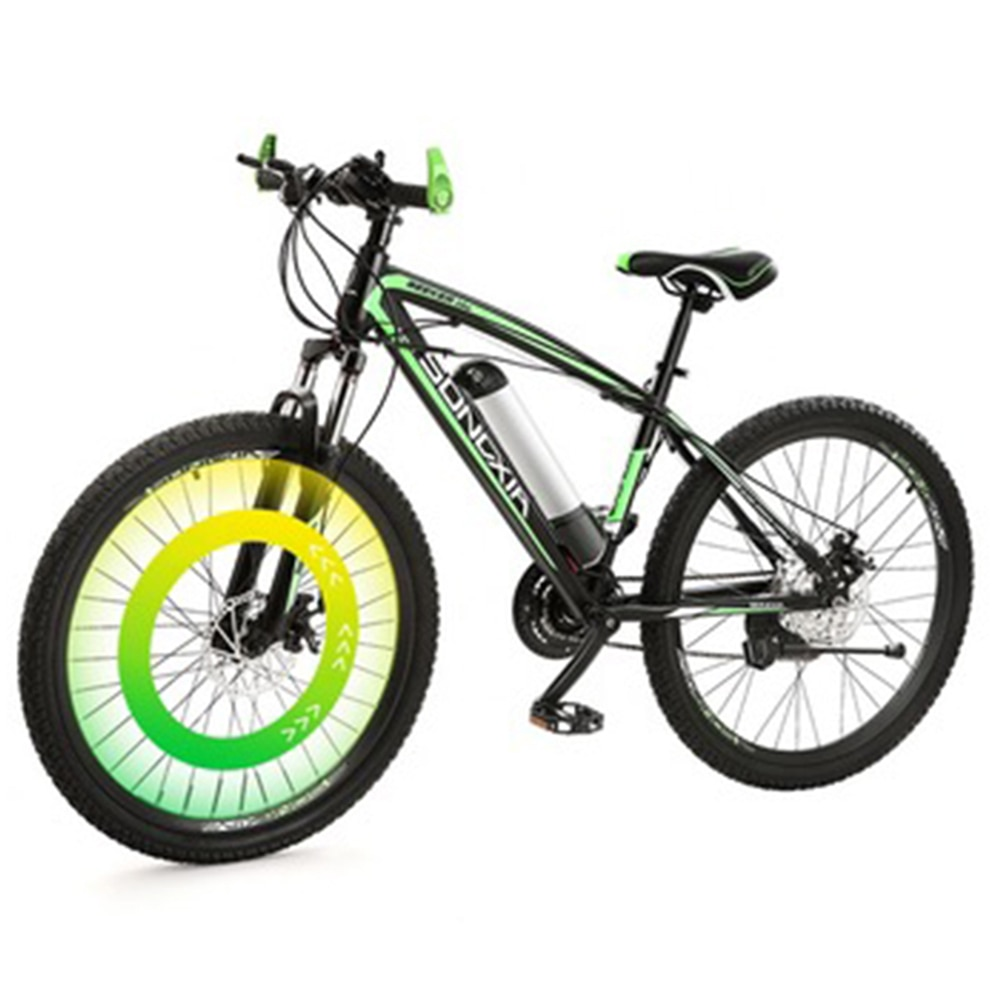 26'' Mountain Electric Bicycle Ebike Bicicleta Bisiklet Conversion Kit Fat Tire Dirt Cruiser 250w For Adult Lightweight Hot Sale