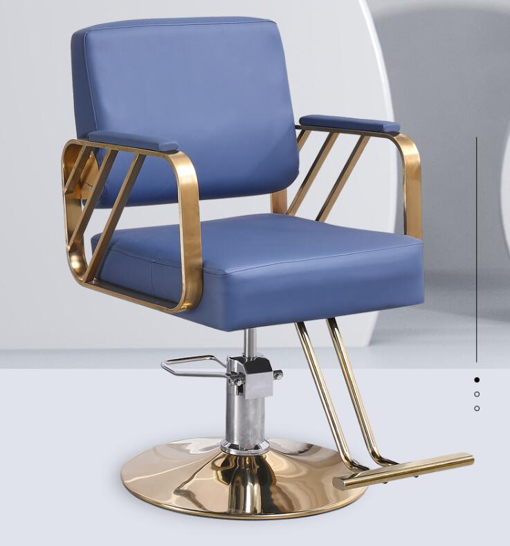 Парикмахерский магазин, парикмахерский стул, специальный парикмахерский стул для парикмахерской, кресло для стрижки волос онлайн-знаменит...
