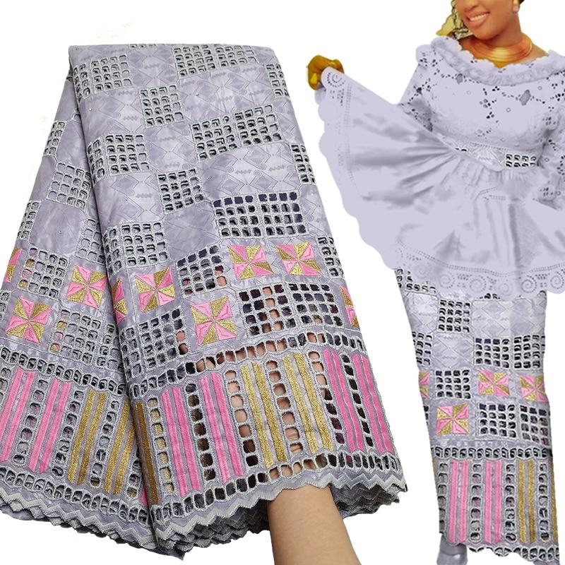 Bestway-قماش دانتيل أفريقي مطرز ، بازان جيتزنر ، قماش عالي الجودة ، 2021 ياردة ، مطرز للحفلات النيجيرية ، 2.5