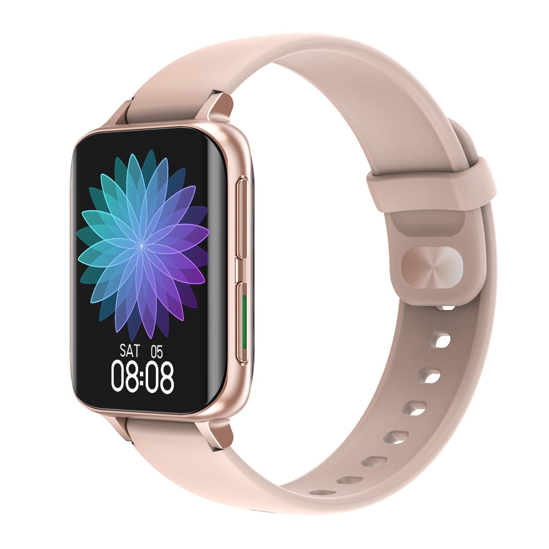 DT93 ساعة ذكية 2020 1.78 بوصة Heperboloid HD شاشة ECG بلوتوث دعوة Smartwatch الرجال لتقوم بها بنفسك ساعة الوجه Vs IWO W26 W46 DTX