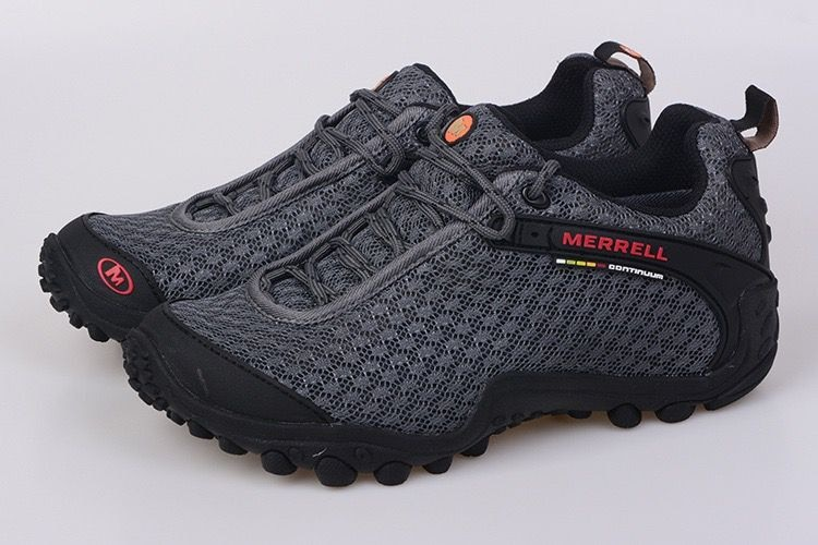 Original Merrell Men Breathable Camping Outdoor Non-Slip Mesh Upper Sports Shoes For Male Wear-Resistant Climbing Sneakers merrell ботинки утепленные мужские merrell thermo fractal mid wp размер 42