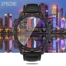 Ipbzhe Bluetooth Call Smart Watch Men Android Blood Pressure Heart Rate Smart Watch Women ECG SmartW