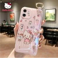 hello kitty for iphone 78pxxrxsxsmax1112pro12mini cartoon blu ray anti drop mobile phone case