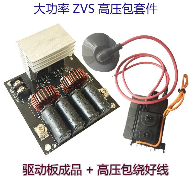 DC-DC Boost portátil banco de energía 10-32V a 12-35V Módulo de impulso ajustable AC-Z307