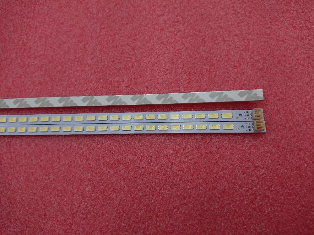 100 PCS/lot 60LED LED back strip for LC-40LE511 40BL702B LE4050b LTA400HM08 40-DOWN LJ64-03567A 40INCH-L1S-60 2011SGS40 5630
