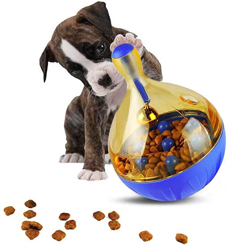 Dispositivo de Filtración interactiva para mascotas, juguete para gatos, juguetes para mascotas más inteligentes, dispensador de alimentos para gatos, suministros para entrenamiento de mascotas